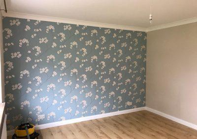 Blossom feature wallpaper