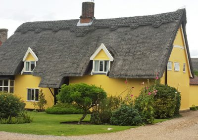 Listed building painting & decorating