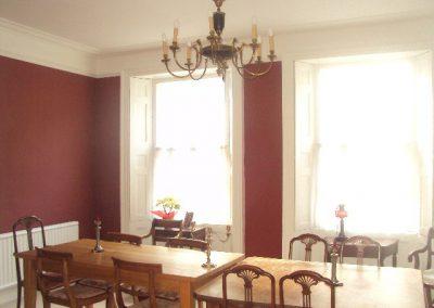Period property interior decorating